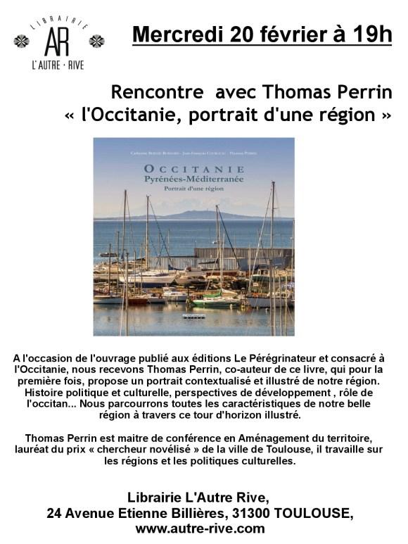 «l'Occitanie, portrait d'une région»