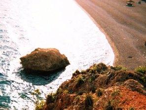 アンタルヤの海岸