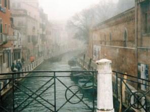 イタリア・ベニスの街