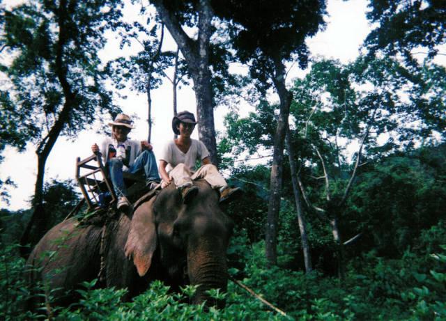 タイ・チェンマイ