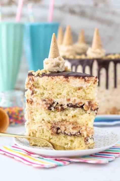 Drumstick Cake Pic