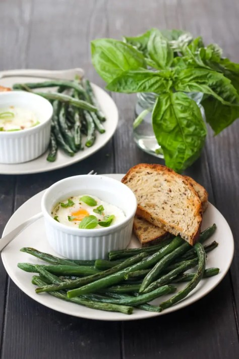 File 1 - Baked Eggs and Green Beans