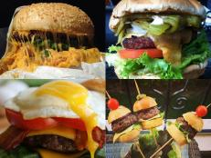 How to Make Perfect Burger Patties : Recipes and Cooking : Food Network | Recipes, Dinners and ...