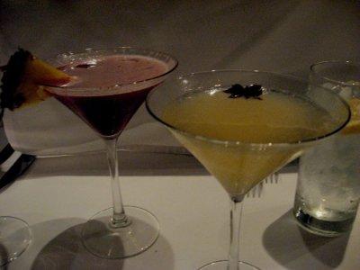 Martini's @ Island Prime - San Diego, CA