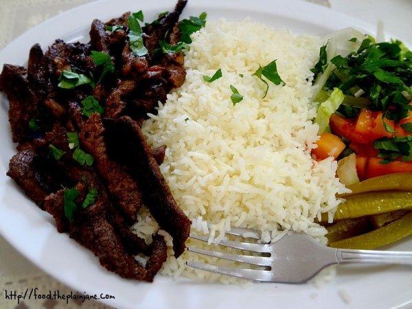 shawerma-plate