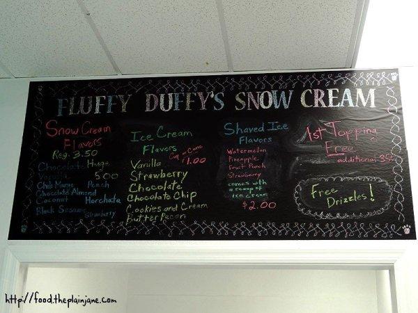 fluffy-duffys-snow-cream-menu
