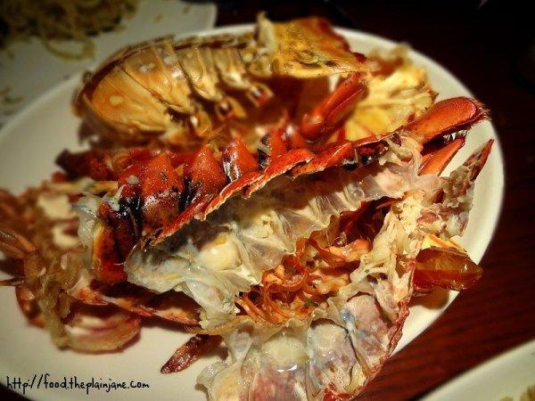 lobster-shells