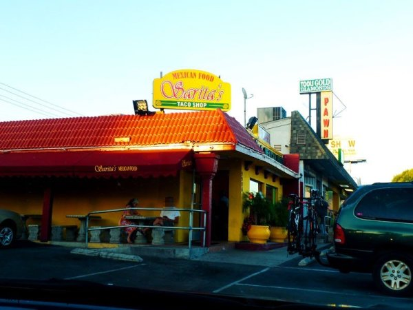 Sarita's Taco Shop - Spring Valley, CA