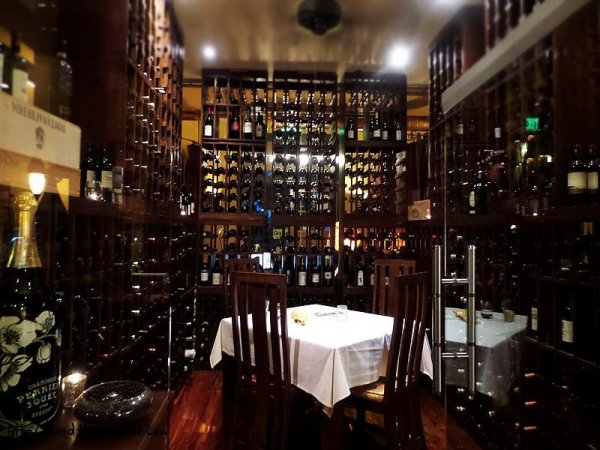 Wine Room at Solare - San Diego, CA
