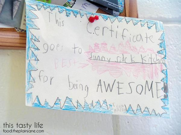 Awesome Certificate