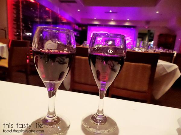 Port Wine at Greystone Steakhouse | San Diego, CA | This Tasty Life