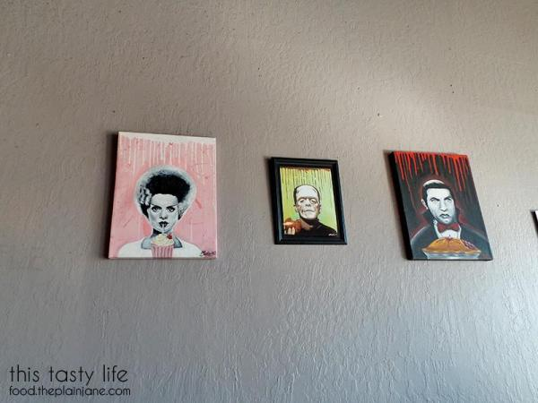 Artwork | TIABI Coffee & Waffle Bar | Las Vegas, NV