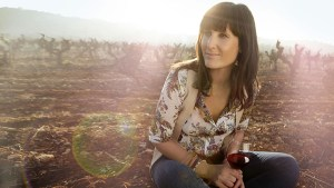 She carries the spirit of Mia wines around the world