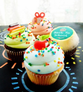 Magnolia bakery makes personalized photo cupcakes