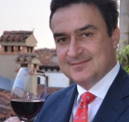 Alberto Buratto, CEO of Baglio Di Pianetto