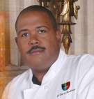 "Chef Julius Russell is ""a shy guy who cooks."""