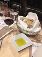 Eataly-Prunotto vino e pane e olio