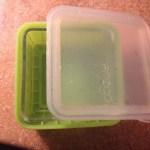 BPA-free lid
