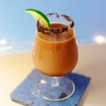 Fine Diplimatico rum with coffee, chocolate and lime - num