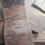 Fish Bar menu from DMK Restaurants