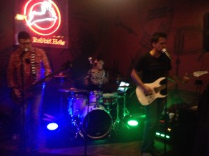 Hot Karaoke live band