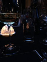 Elegant atmosphere and luxurious champagnes at Boka