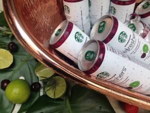 #StarbucksRefreshers coconut water and juice combos