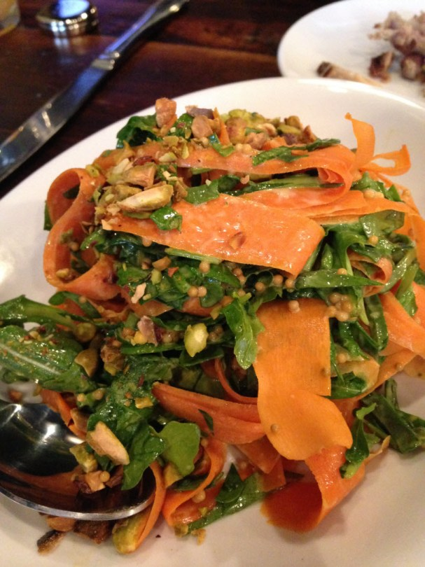 Carrot salad that'll make you love your vitamins!