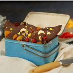 American Heritage chocolate bark