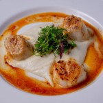 Bobby's scallop appetizer
