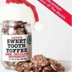 Daves Sweet Tooth December flavor of the month - Dark Chocolate Peppermint