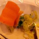 Zingarelli Walton Room unique salad