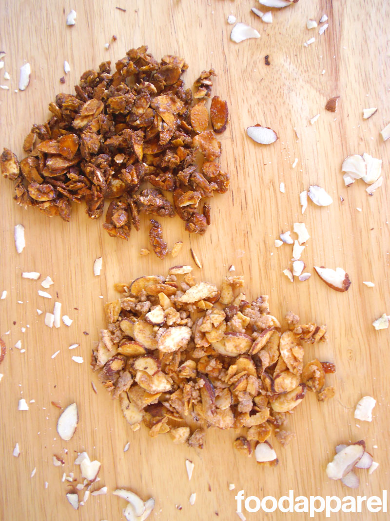 Candied Almond Slices: Quick 'N Easy Style