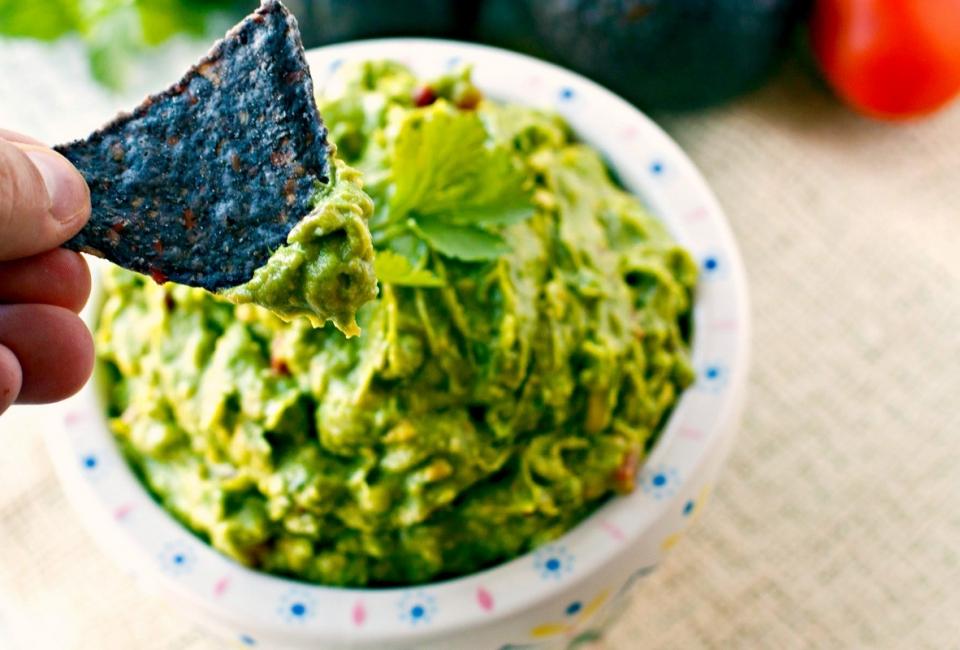 Dip into the Best Guacamole Recipe EVER