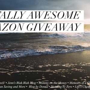 Totally Awesome Amazon Giveaway - April 2015