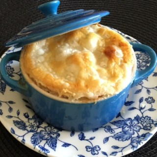 Tiny Chicken Pot Pies Delectable Dining