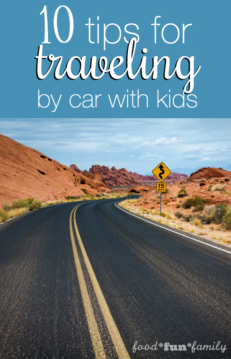 Planning a road trip with the family? Traveling by car is afrugal way to take a family vacation...but it's not always easy! Here are 10 tips for traveling by car with kids.
