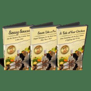 cooking class dvds