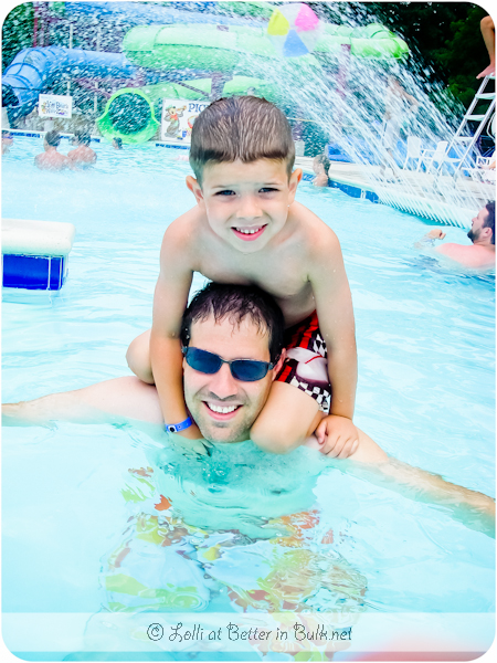 A Ride Down the Water Slide – Wordless Wednesday #linky
