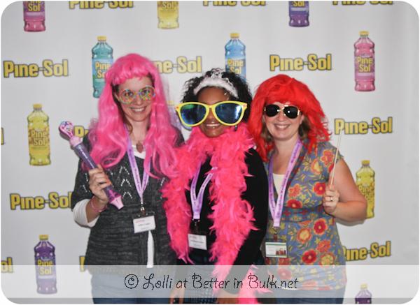 Pine-Sol Latino party Blogalicious 2011