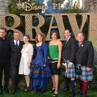 World Premiere of Disney Pixar's Brave at the Dolby Theater #BraveCarsLandEvent