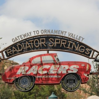 Radiator Springs Comes Alive at the New Cars Land