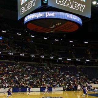 Gimme Some WNBA Basketball! Washington Mystics Game