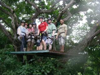 1st stop–Honduras