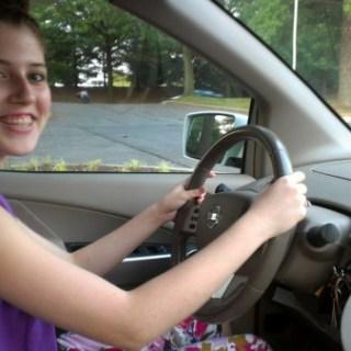 She's Behind the Wheel! Photostory Friday – GMYBS