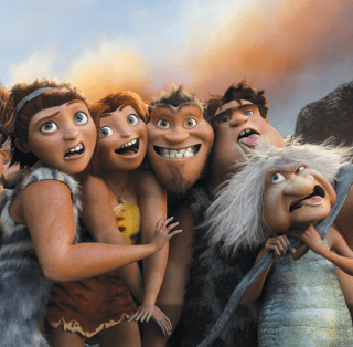The Croods Movie Review – Pre-historic Family Fun!
