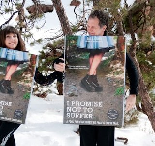 I Promise Not to Suffer: A Fool For Love Hikes the Pacific Crest Trail (Giveaway)