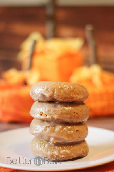 pumpkin donuts-1