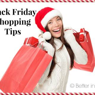5 Black Friday Shopping Tips