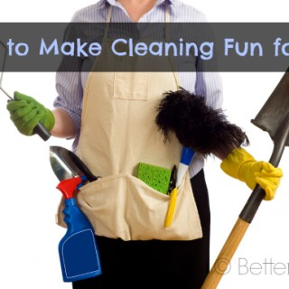 Sponsored Video: How to Make Cleaning Fun